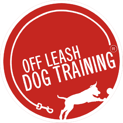 Off Leash Dog Training Logo located in Charlotte, NC.