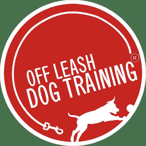 Off Leash Dog Training Logo located in Charlotte, NC.